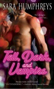 Tall, Dark, and Vampire